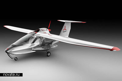 Легкий спортивный авиамобиль ICON A5