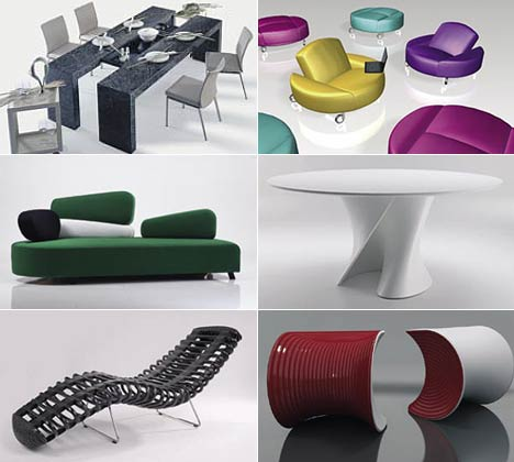 Выставка imm cologne - первая дизайнерская выставка 2008-го года