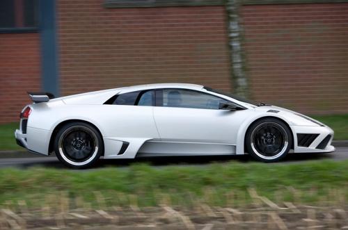 Новый топовый автомобиль от Ламборджини