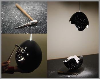 Лампа, которую придется разбить