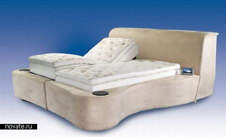 Кровать Starry Night Sleep Technology Bed
