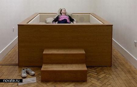Кровать Sonic Bed от Kaffe Matthews