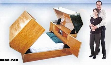 Кровать Indestructible Bed