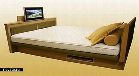 Кровать Gustarle TV Bed
