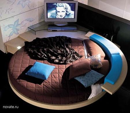 Кровать Histoire Do Be swivel bed