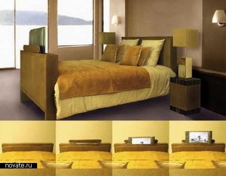 Кровать Ultimate TV bed