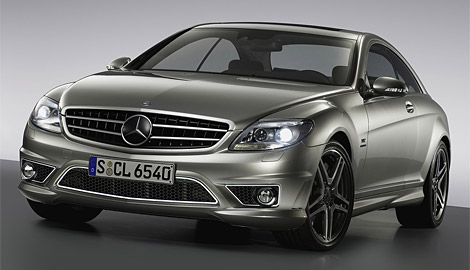 Mercedes Benz CL65 AMG 40th Anniversary Edition