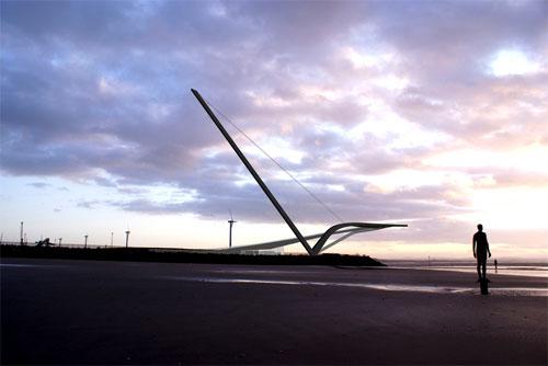 Проект обсерватории Mersey от Studio 8 Architects