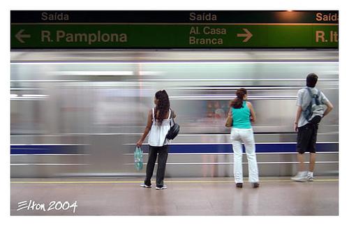 Сан-Паульское метро