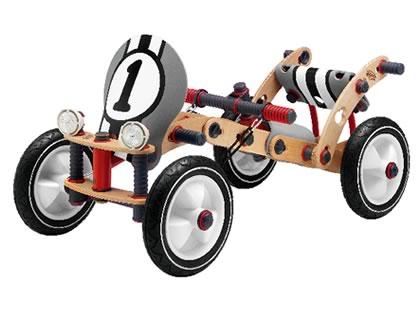 Трансформер Moov для детей меняет форму и очертания