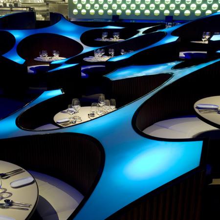 Акустический зал-ресторан для живых концертов
