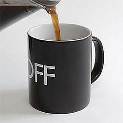 """Чашка """"вкл/выкл"""""""