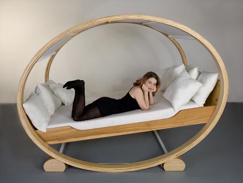 «Личное облако» - кровать-качалка