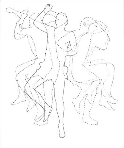 Эскизы рисунков на простыне