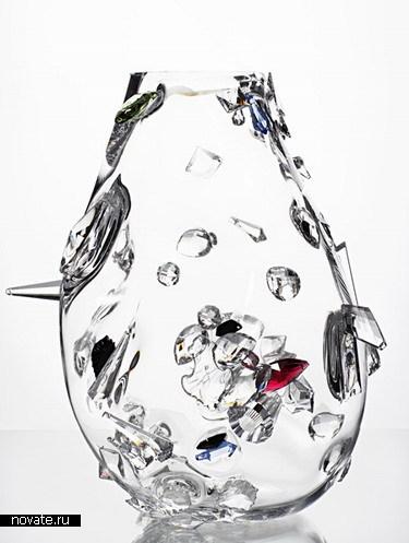 Коллекция ваз и светильников от Front