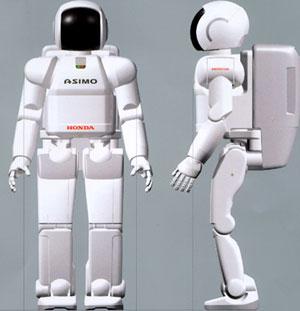 ASIMO - робот-гуманоид