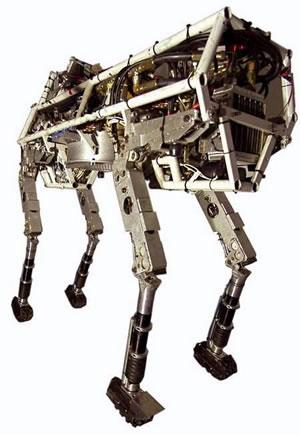 BigDog  робот-мул