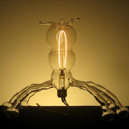 Красивые лампы от Дилан Кеде Ролофс
