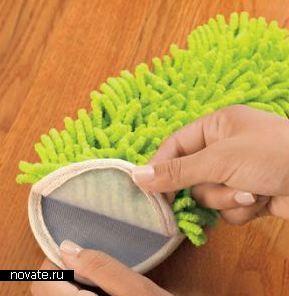 Эти тапочки сделают уборку простой и удобной