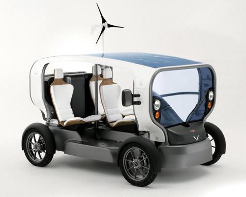 Автомобили, использующие солнечную энергию