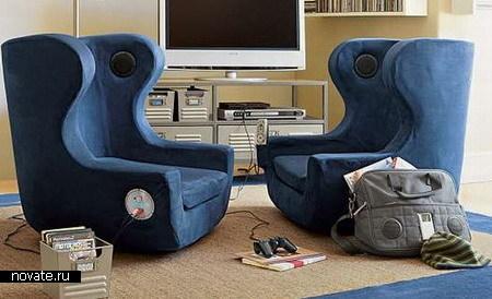 Музыкальные кресла