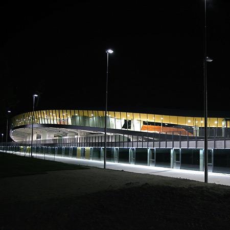 Реконструкция стадиона в Мариборе завершилась успешно