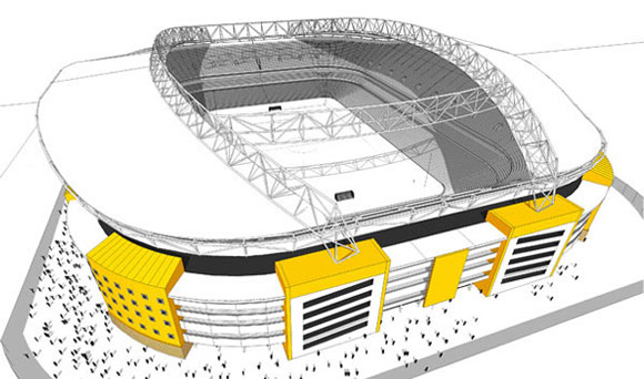 Amakhosi Stadium - ЮАР