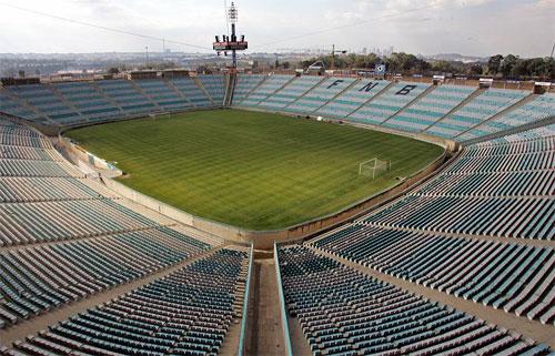 Стадион Soccer City - ЮАР