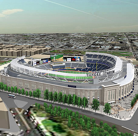 Yankee Stadium - США