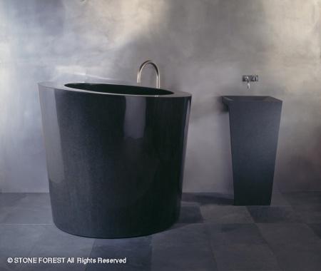Вертикальная ванна