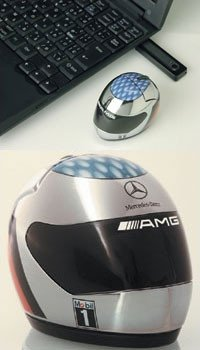 AMG Helmet Optical Mouse