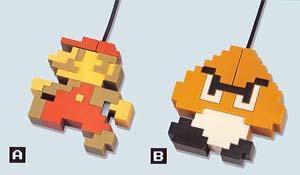 Mario Bros Computer Mice