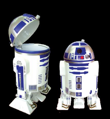 Мусорная корзина в виде R2-D2