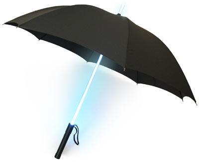 Зонт со световым мечом из Звездных Войн