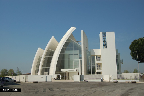Церковь Jubilee в Италии
