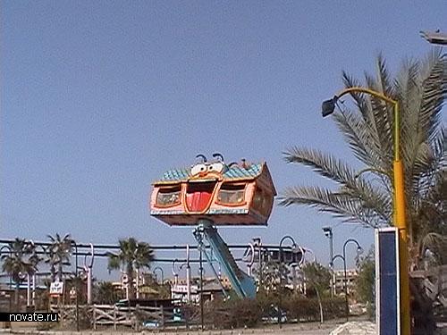 парк Fantazy land в Египте
