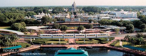 парк Disney World во Флориде