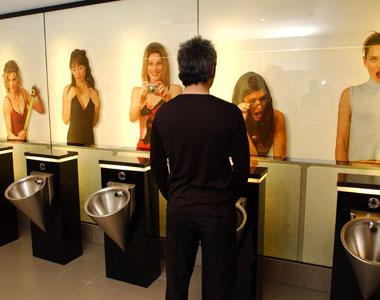 Туалет в Sofitel Queenstown