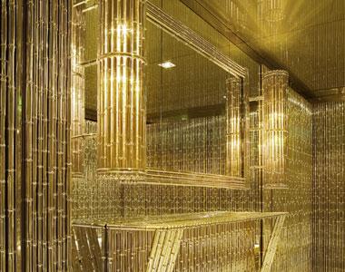 Туалет в JDolce & Gabbana Gold
