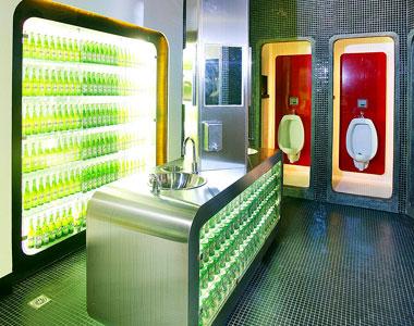Туалет в Универмаге Chung Yo