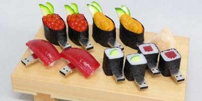 Флэшка в в виде суши