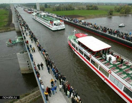 Водяной мост Магдебурга