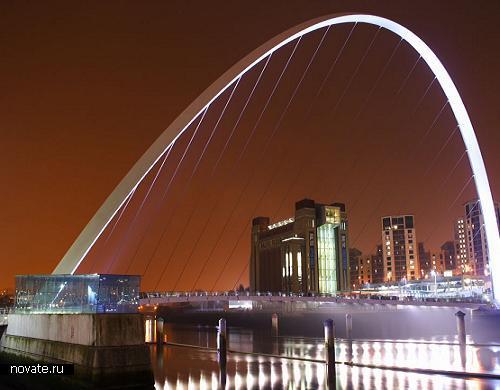 Гэйтсхэдский мост - единственный мост с архитектурной премией