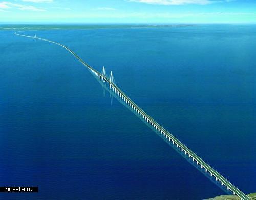 Мост залива Ханьгжоу