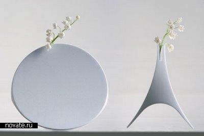 Ваза LUNA, переворачивающая представление о вазе
