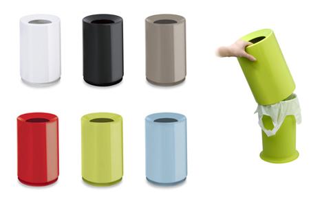 Мусорное ведро, маскирующее мешок для мусора