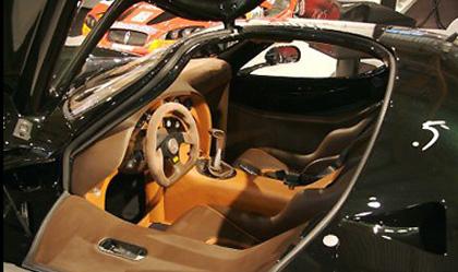 Спортивное купе Vertigo 5