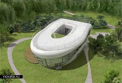 Дом-туалет в Корее