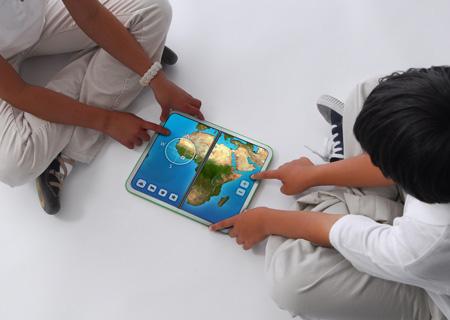 Детский ноутбук нового поколения