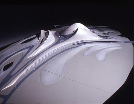 Новое здание оперы и культурного центра в Дубае